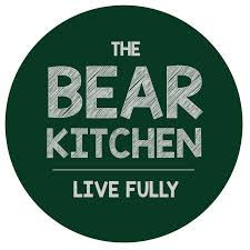 Bear logo - The Bear Kitchen - Web, Flyer and Poster Copywriting