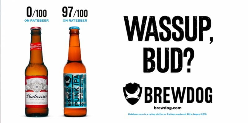 BrewDog 800x398 1 - What is Brand Tone of Voice?